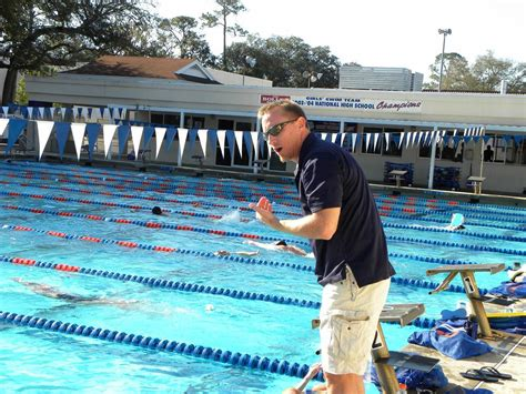 swimming couch bolles swim coach headlines hilo clinic seminar 171 wayne