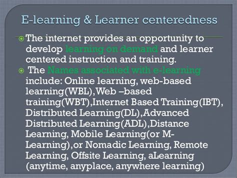 Mba Remote Learning by 2014 E Learning Innovations Conference Kavulya Ombajo