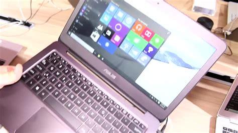 laptop mit mattem display asus zenbook ux305la high end ultrabook mit mattem