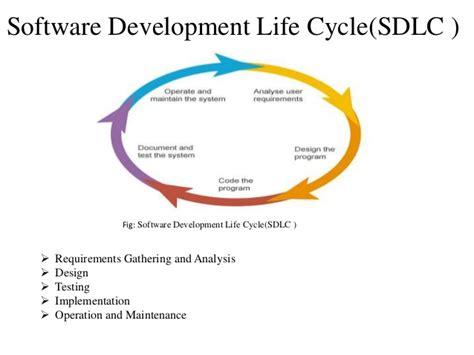 application design life cycle circle diagram program periodic diagrams science