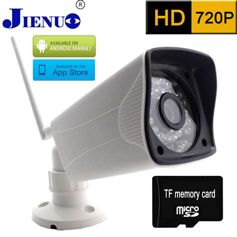 ip 720p hd wireless memory card recording cctv home