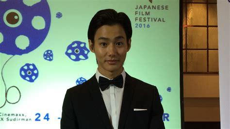 aktor film action indonesia aktor jepang ini ingin bintangi film indonesia okezone