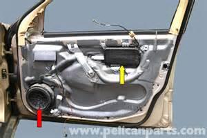 mercedes benz w203 front door panel removal 2001 2007