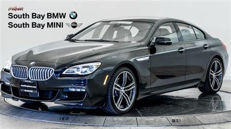 pre owned  bmw  series  xdrive gran coupe dr car  torrance ufc mckenna