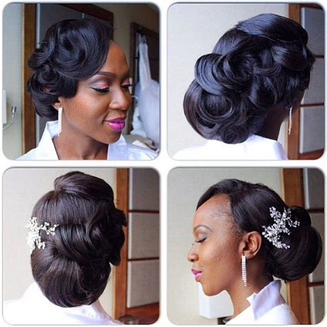 universal hairstyles black hair up do s 1000 ideas about black wedding hairstyles on pinterest