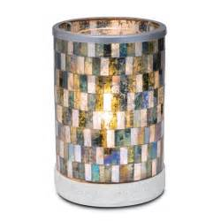 Blue Washer And Dryer Scentsy Mosaic Warmer Ocean Mosaic