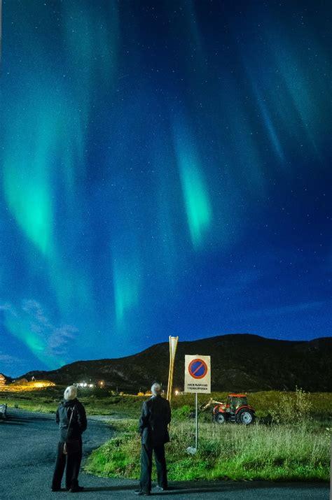 northern lights tromso september auroras taken by birgitte fyhn on september 27