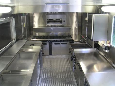 Mobile Kitchen Design | food truck pictures interior and exterior designs home