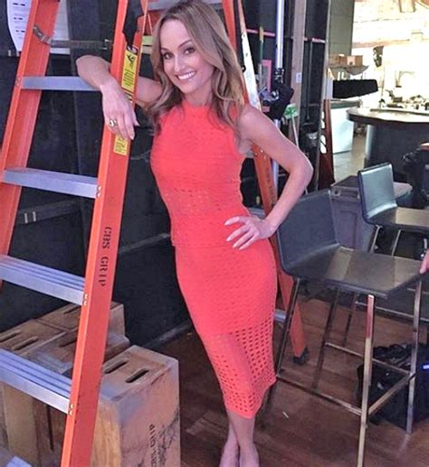 Giada De Laurentiis Diet Workout And A Recipe by Giada Delaurentis Pics