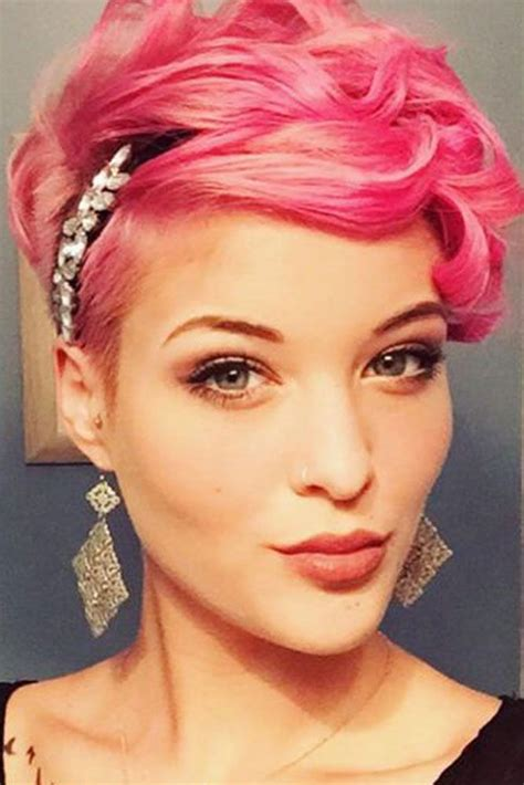 Pixie Hairstyles by Best 25 Pixie Cut Color Ideas On Pixie