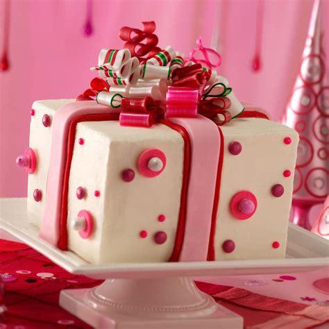 chocolate mint present cake recipe taste  home