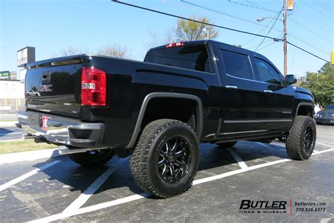 gmc 2500hd rims gmc 2500hd custom wheels black rhino 20x et