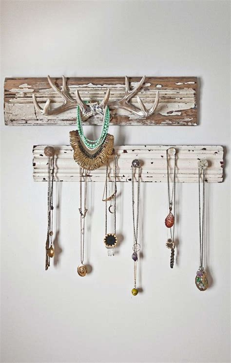 ways to hang pictures 10 seriously creative ways to hang your jewelry stylecaster