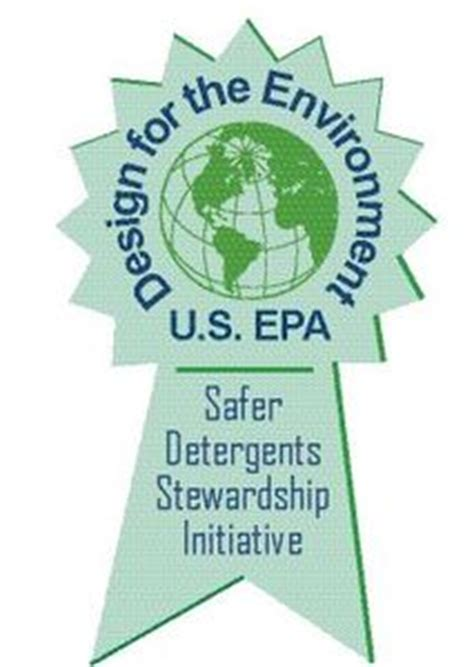 epa design for the environment logo procter gamble wins environmental stewardship award for