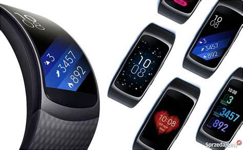 Smartwatch Gear Fit smartwatch samsung gear fit 2 rozmiar l nowy warszawa sprzedajemy pl
