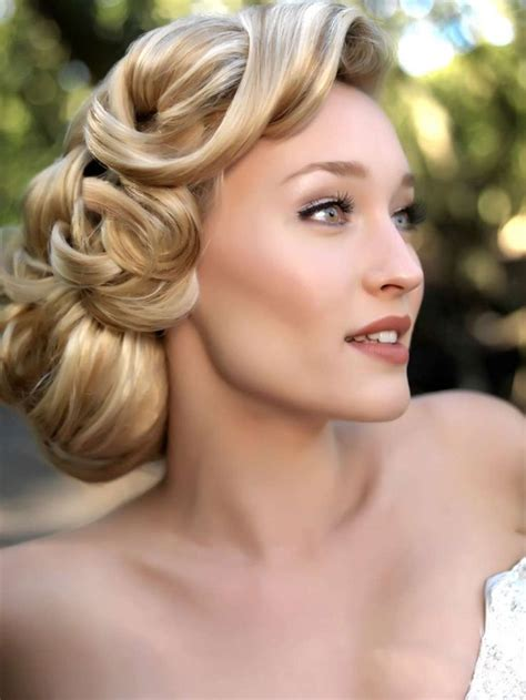 hairstyle for a bride who is 55 yrs old 406 best ideas de recogidos para novias images on