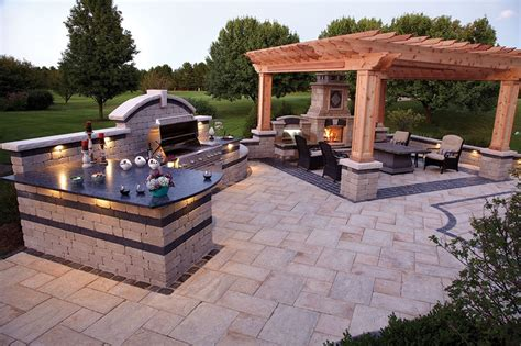 Best Outdoor Kitchen Designs Outdoor Kitchen Design Grills Pizza Ovens Columbus Cincinnati And Dayton Ohio Two