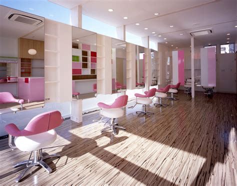 Cosmetology Decorations by Imagine These Salon Interior Design Arp Hills Beauty