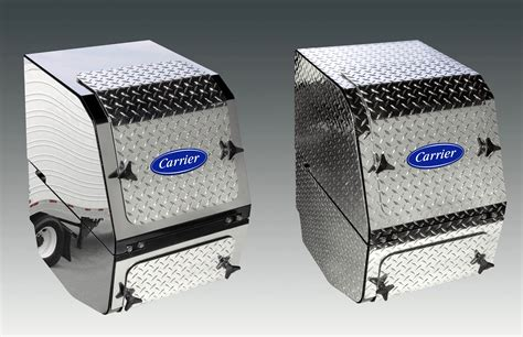 carrier comfort pro apu new chrome options from carrier for apus and reefer units