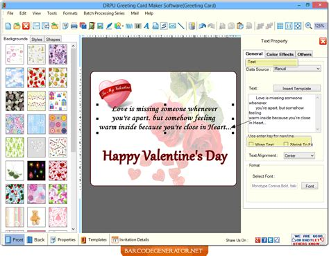 program to make cards greeting card generator software to create new