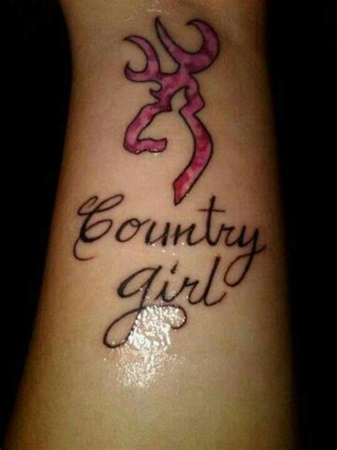country girl tattoos designs country tattoos and designs page 31
