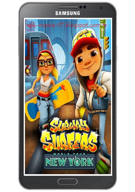 subway surfers new york mod apk subway surfers 1 20 0 mod apk sınırsız para key new york america hile deposu