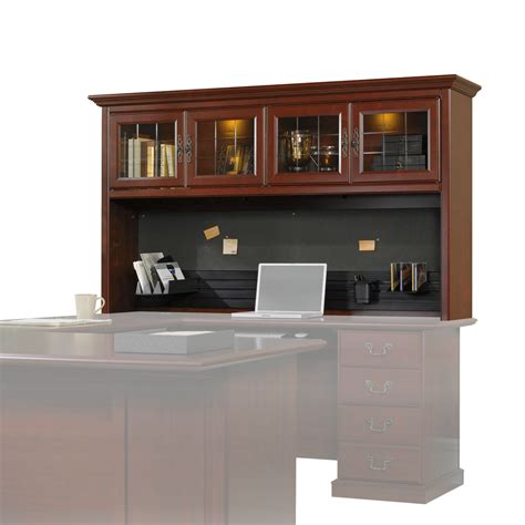 sauder office furniture heritage hill collection sauder 109871 heritage hill hutch the furniture co
