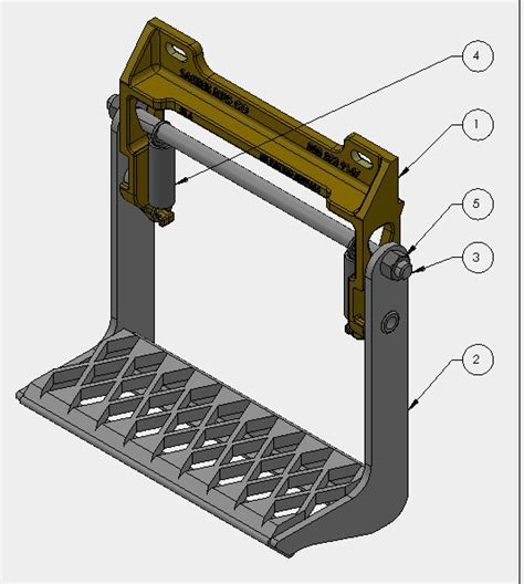 Swing Steps by Safety Swing Steps Sauber Mfg Co