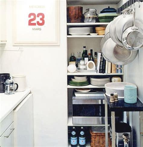 como organizar cocinas pequenas ideas casas