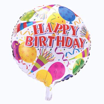 Balon Foil Huruf Set Happy Birthday mytex 18 inch happy birthday colorful hats balloon from category birthday balloons