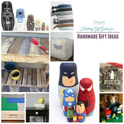 Handmade Gifts For Family - handmade gifts for the whole family