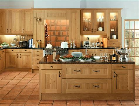 oak kitchen design ideas 78 images about b q solid oak kitchen images and flooring
