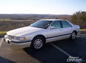 95 Cadillac Seville Sls 95 Cadillac Seville Sls