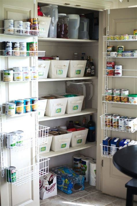 organize ideas 15 stylish pantry organizer ideas for your kitchen