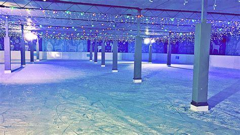 beckworth emporium real ice rink  icescape