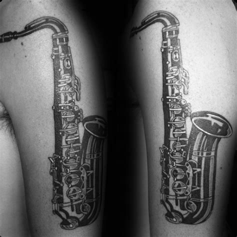 saxophone tattoo designs 73 terrific saxophone designs that will grab your