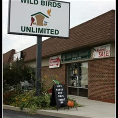 wild birds unlimited pet stores 7411 lancaster pike