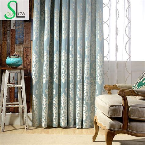 mediterranean style curtains sicily high grade precision jacquard curtain fabric