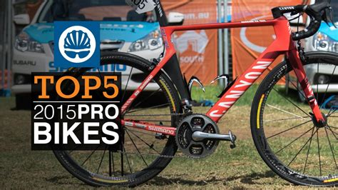 best bicycles 2015 top 5 pro road bikes 2015