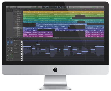 Logic Macbook Pro apple releases logic pro x mainstage 3 in mac app store