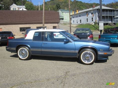 1990 sapphire blue metallic cadillac eldorado biarritz coupe 55658280 photo 8 gtcarlot