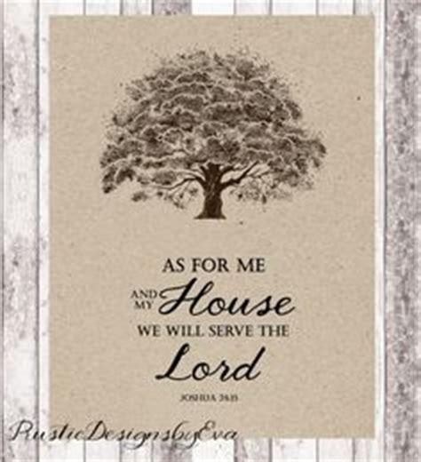 as for me and my house kjv monogram as for me and my house we will serve the lord kjv 8 5 quot x 11