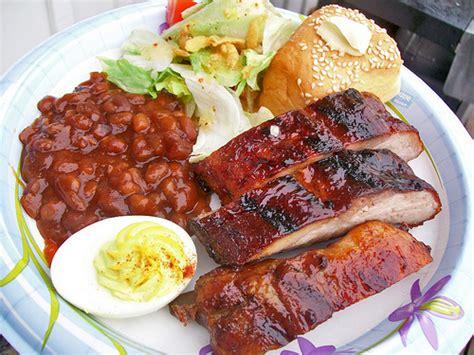 bbq ribs dinner flickr photo sharing