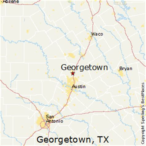 georgetown texas zip code map best places to live in georgetown texas