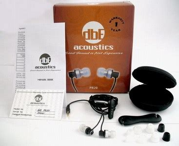 Dbe Pr18 Rev Ii In Ear Monitor Earphone Non Mic dbe acoustic pr20 earphone review djitz