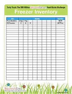 Freezer Inventory: Three simple steps to a freshly frugal