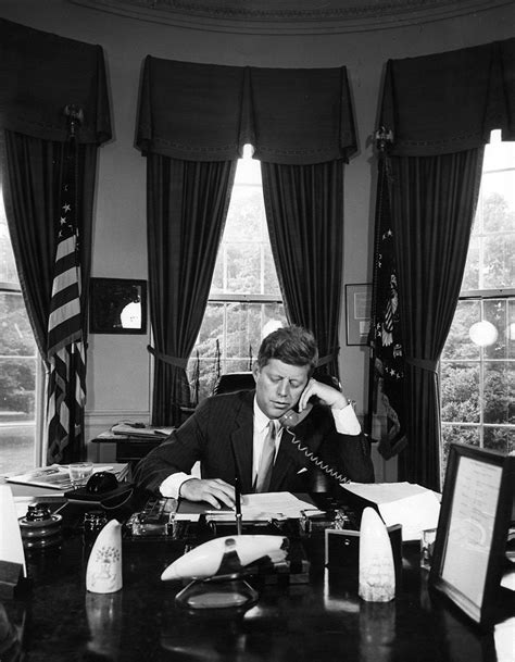 Kennedy Oval Office by File President Kennedy Addresses Amvets 23 August 1962