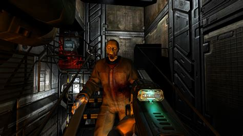 play doom 3 in 3d play doom 3 bfg edition in vr with this new mod news mod db