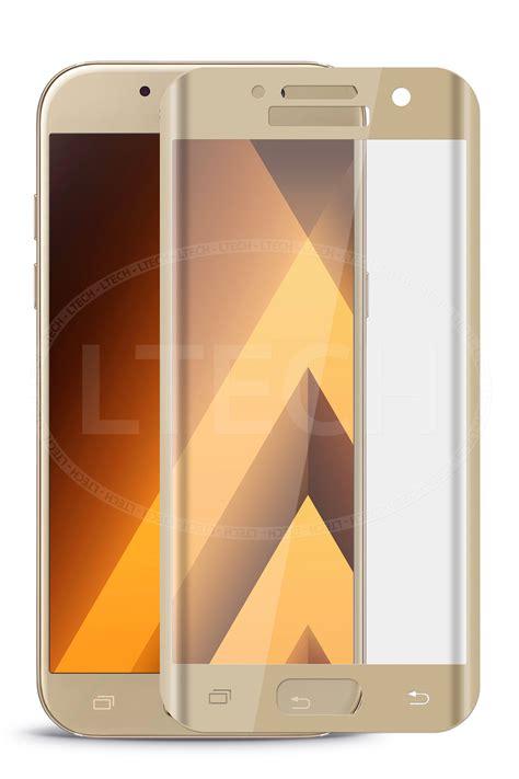 Tempered Glass Warna Samsung Galaxy A520 A5 2017 C Limited samsung galaxy a5 2017 sm a520 3d screen curved tempered glass gold ebay