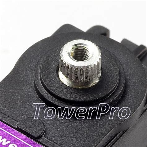Tower Pro Servo Mg996r 360 Derajat mg996r robot servo 360 176 rotation tower pro